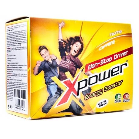 Aminostar Xpower Non Stop Driver - 10 x25 ml