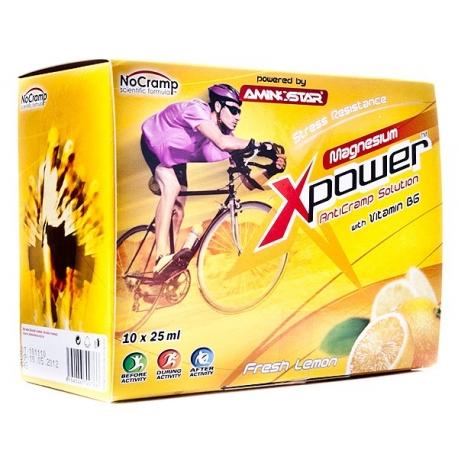 Aminostar Xpower Magnesium - 10x25ml