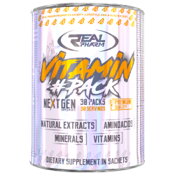 Real Pharm Vitamin Pack 30sasz