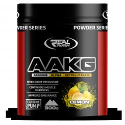Real Pharm AAKG 300g (data do 31.08.2021r.)