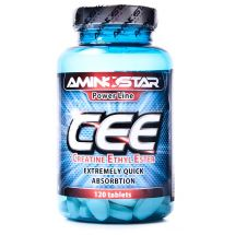 Aminostar Creatine Ethyl Ester CEE - 120 kaps.