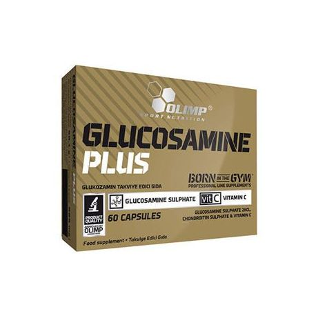 OLIMP GLUCOSAMINE PLUS 60 kaps.sport ed. (data do 29.01.2020r.)