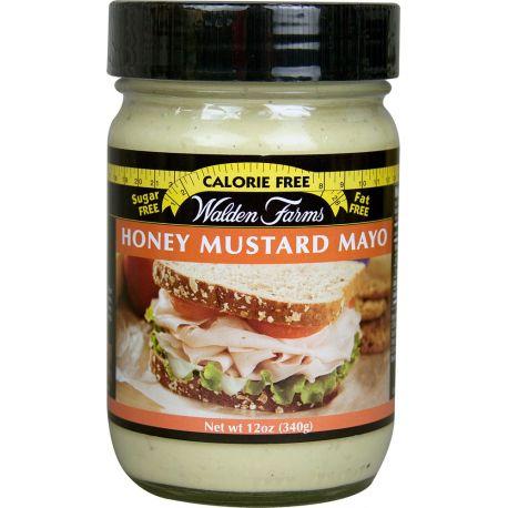 Walden Farms Honey Mustard Mayo 340 g (data do 05.01.2020r.)