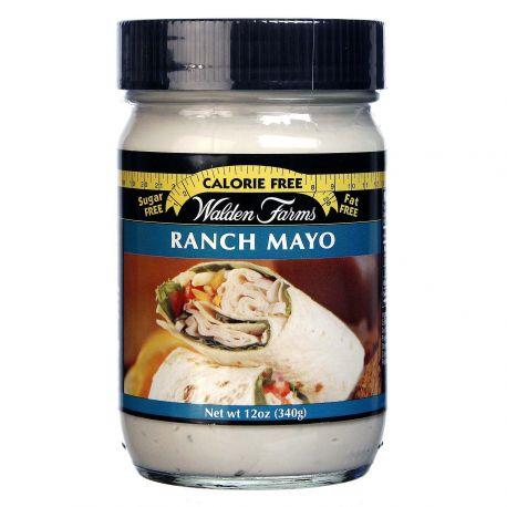 Walden Farms Creamy Ranch Mayo 340g (data do 05.01.2020r.)