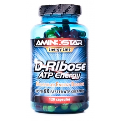 Aminostar D-Ribose - 120 kaps.