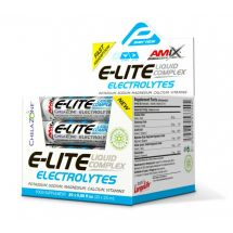 Amix E-lite Liquid Electrolytes 20x25ml black curr
