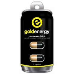 Bio Tech USA Gold Energy - 2 kaps.