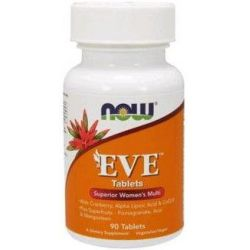 Now Foods Eve  Multivitamin 90 tab