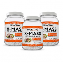 ProActive X-MASS 3000g x3