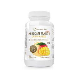 Progress Labs-African Mango Original 12000mg 60tab