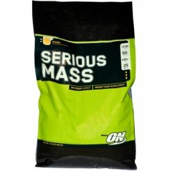 Optimum Serious mass 5450g  CHOCOLATE