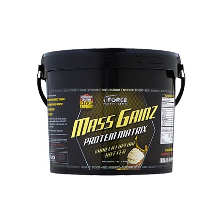 IForce Mass GainZ - 4340g