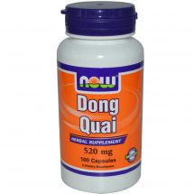 Now Foods Dong Quai 100 kaps (data do 29.02.20r.)