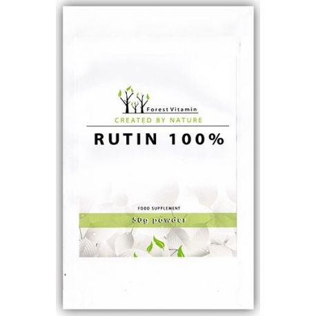 FOREST Vitamin Rutin 100% 50g (data do 31.03.20r.)