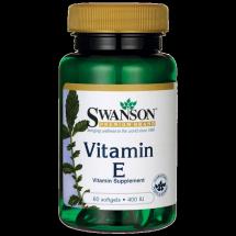 Swanson Vitamina E 60caps