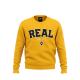 Real Pharm Bluza Athletic Yellow