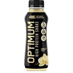 Optimum Protein Shake 330ml Vanilla
