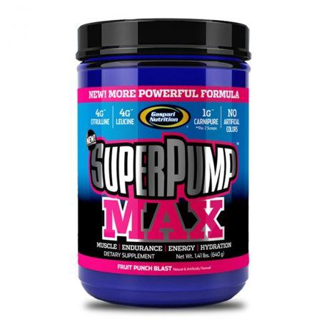 Gaspari Super Pump MAX - 640g