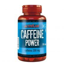 ActivLab Caffeine Power - 60 kaps. (data do 31.07.2020r.)