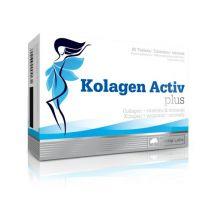 Olimp Kolagen Activ Plus - 80 tabl. (data do 23.07.2020r.)
