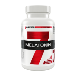 7 Nutrition Melatonin 5mg 60vcaps.