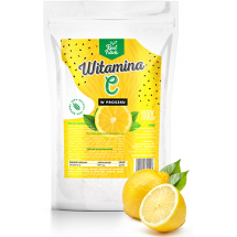 Real Foods - Witamina C W Proszku 500g