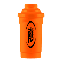 .Real Pharm Shaker 600ml Neon Pomarańczowy