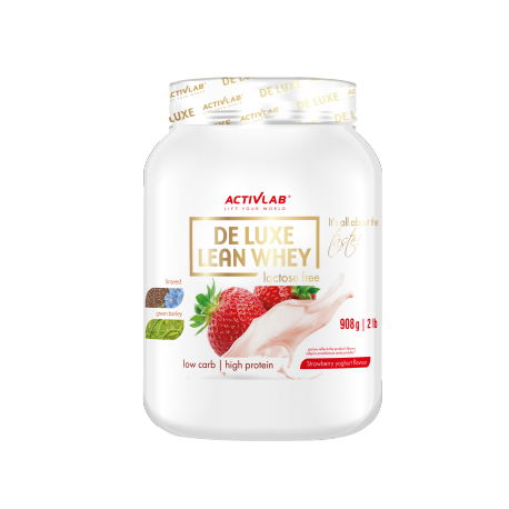 Activlab De Luxe Whey 908g  (data do 20.08.2020r.)