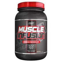 Nutrex Muscle Infusion 908g dark (data do 31.07.2020)