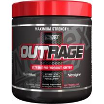 Nutrex Outrage 171g fruit punch (data do 31.07.2020)