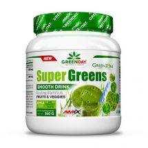 AMIX GreenDay Super Greens Smooth Drink 360g