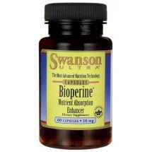 Swanson Bioperyna 10mg 60 kaps (data do 31.10.2020r.)