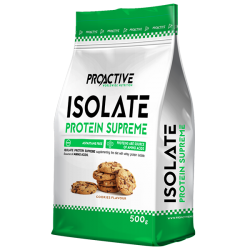 ProActive Isolate 500g INSTANT Cookie BAG