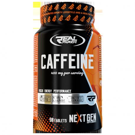 Real Pharm - Caffeine 90 tab