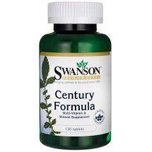 Swanson Century Formula 130 tabs (data do 28.02.2021r.)