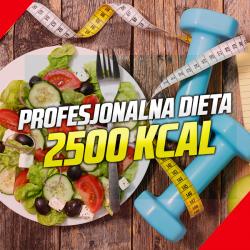 DIETA O NISKIM IG 2500 KCAL