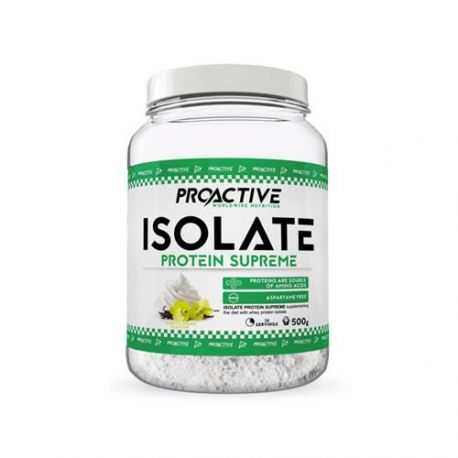 ProActive Isolate 500g INSTANT + Vitamin Supreme 30 tabs