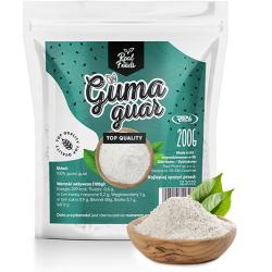 Real Foods - Guma Guar 200g