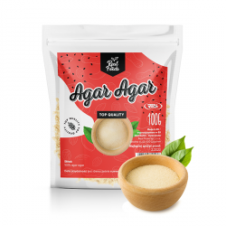 Real Foods - Agar 100g