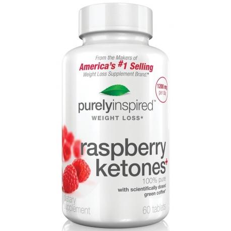 Purely Inspired - Raspberry Ketones - 60kap