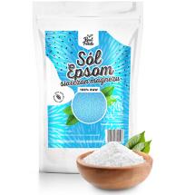Real Foods - Sól Epsom siarczan magnezu 2kg