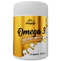 Naturalne Nutrition - Omega3  60kaps