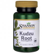 Swanson Kudzu Root 500mg 60kaps (data do 30.04.2021r.)