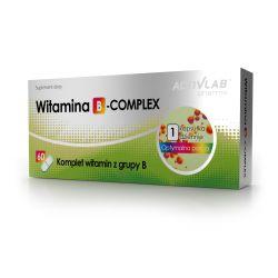 Activlab Witamina B complex 60 kaps