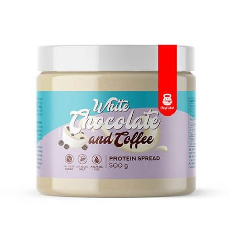Cheat Meal Protein Spread 500g White Chocolate and Coffe