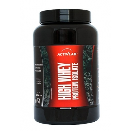 ActivLab High Whey Protein Isolate - 1320g