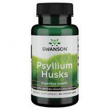 Swanson Psyllium Husk 625mg (data do 30.06.2021)
