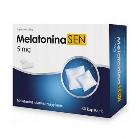 ACTIVLAB Melatonina 5mg SEN - 30caps