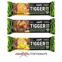 Amix TiggerZero Multi-Layer Protein Bar 60g