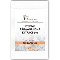 FOREST Vitamin Ashwagandha 700mg extract 9% 100kaps.